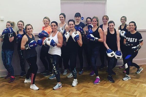 Gillian Park Fitness Women Boxing