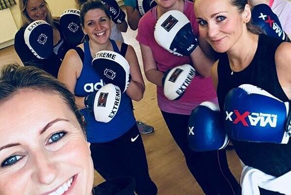 Gillian Park Fitness Boxing