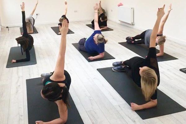 Gillian Park Fitness Class